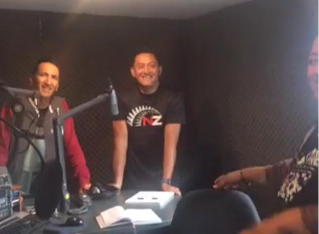 Interview with Tamzyn Pue from TE KORIMAKO O TARANAKI 94.8 FM